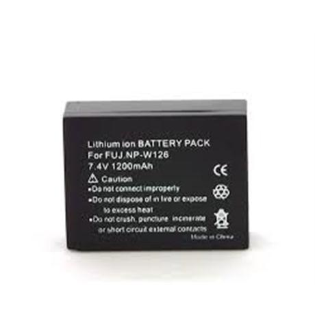 Ansmann NPW126 Battery for Fujifilm thumbnail